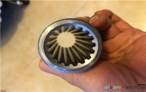 泵/变速箱花键直插传动轴